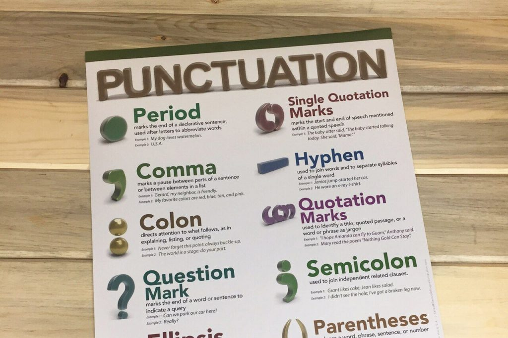 punctuation-worksheets-punctuation-printable