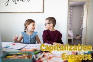 Capitalization Exercise