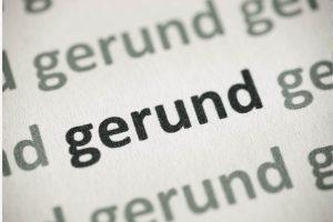 infinitives and gerunds
