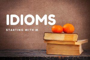 IDIOMS