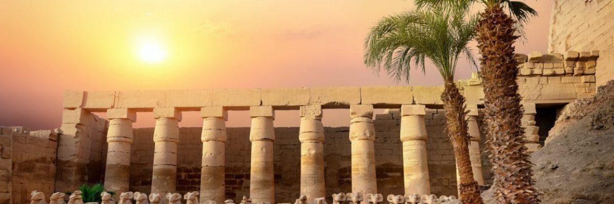 Ancient Egypt: Word Search - Game Tìm từ vựng đề tài Ai Cập Cổ đại