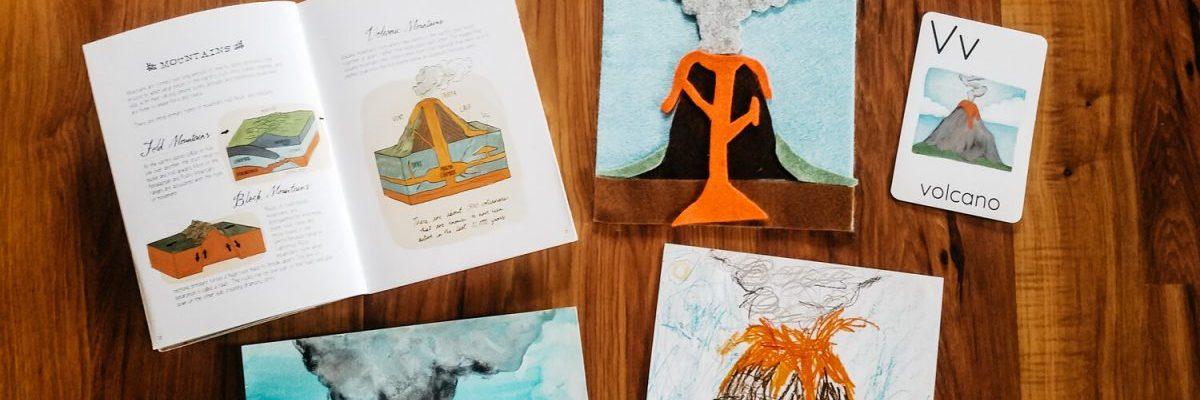 tu-vung-tieng-anh-theo-chu-de-khoa-hoc-volcanoes
